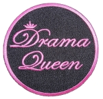 Biker patch drama queen