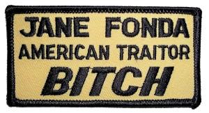 Biker bitch patch
