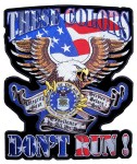 Patriotic air force patch