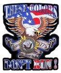 These colors don't run US Navy patch