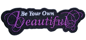 Be your own beautiful ladies patch