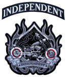 2 pc Independent rocker patch set