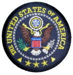 United States logo patch