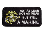 Not as lean but still a Marine patch