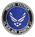 Proud Father US Air Force patch