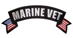 Marine vet rocker patch