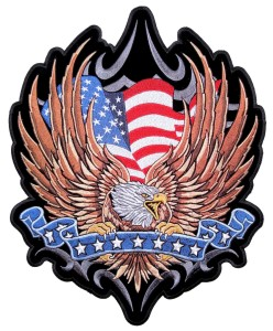 eagle stars patch