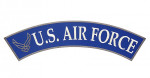 US Air Force rocker patch