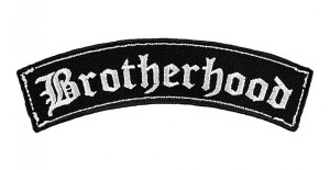 Brotherhood rocker patch