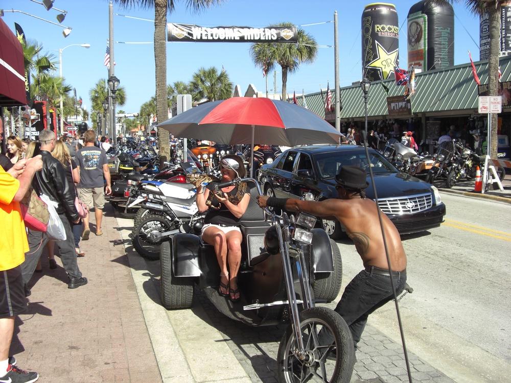 Daytona Beach Race Week