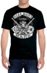 Dead mans hand biker shirt