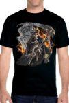 Men's Hanes grim reaper tee shirt