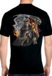 Grim reaper tee shirt