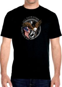 Patriotic biker shirt