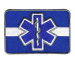 Thin blue line EMT patch
