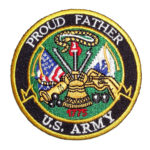 Proud Father US Army