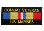 Combat Marines vet patch