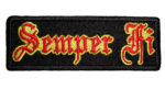 Semper Fi Marines patch