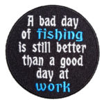 Sayings Biker Patches