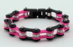 womans biker bracelet jewelry