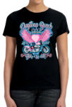 Ladies bike week 2017 tee