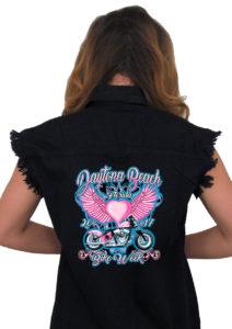 Womens bike week shirt