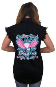 bike week biker shirt
