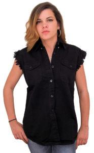 Ladies biker shirt