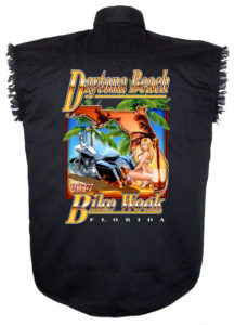 Mens bike week 2017 shirt