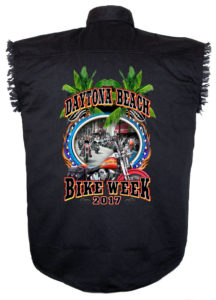 Mens 2017 bike week shirt