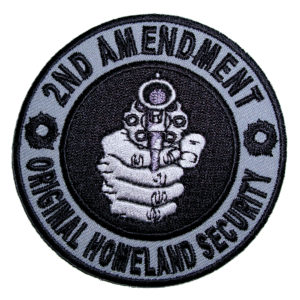 2nd amendment homeland security