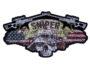 Sniper skull patch