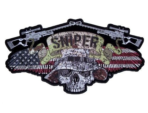 Patriotic Sniper patch