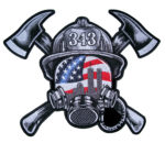 remembering 9-11 fallen ny firefighter patch