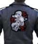see no evil skull patch
