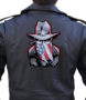 Patriotic sheriff patch