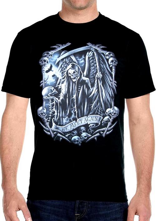 grim reaper we meet again tee
