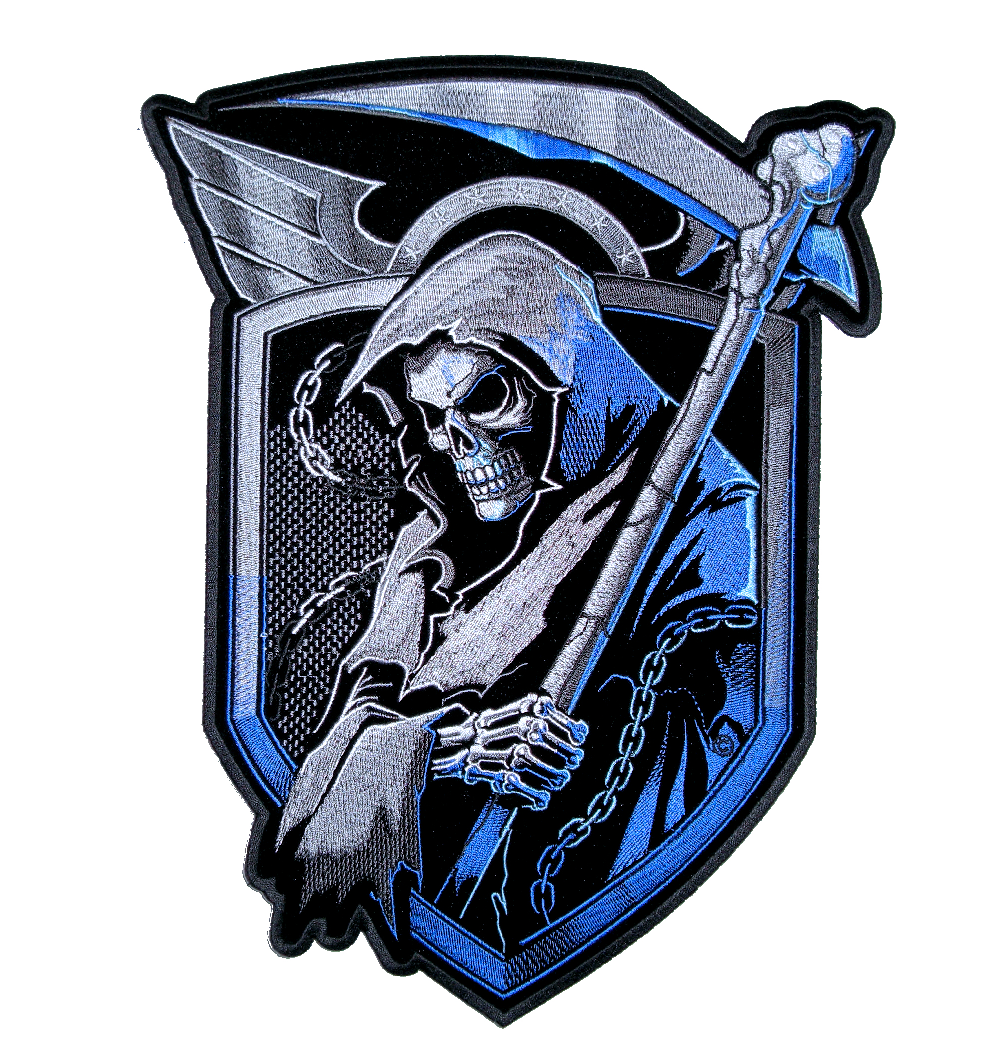 Grim Reaper Patch eBay