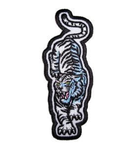 vicious crouching tiger