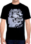 get your kicks route 66 t-shirt