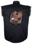 dream catcher sleeveless biker shirt