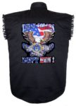 these colors dont run air force sleeveless biker shirt