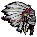 Native Indian Patches