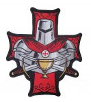 Holy grail Templar knight