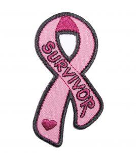 breast cancer survivor patch