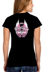 2018 daytona beach bike week wings tee