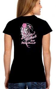 Daytona beach bike week 2018 eagle and rose t-shirt