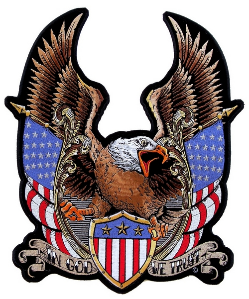Happy 4th of July from Quality Biker Patches
