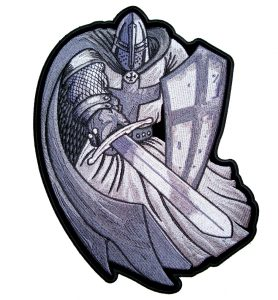 Knight sword patch