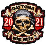 Bike week 2021 patch